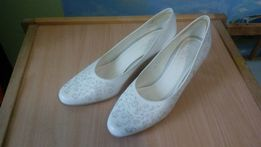 Туфли свадебные Louisa Peeress 39р.