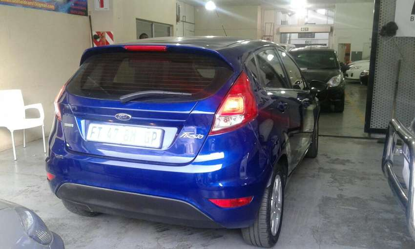 Ford Fiesta Ecoboost 1.0 Automatic for sale 0