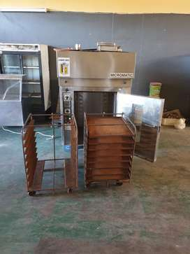 3 Phase oven