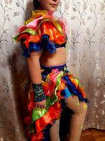 Восточный костюм табла фьюжн шоу