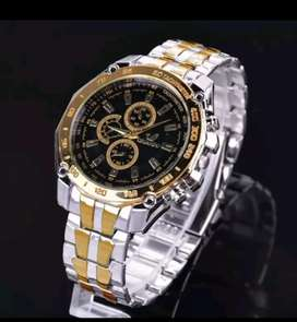 ORLANDO Brand Men Watches Quartzite
