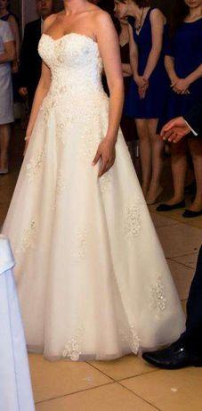 Suknia ślubna z 2017r Siedlce - image 4