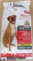 Корм для собак 1st Choice (Фест Чойс) с ягненком и рыбой 15 кг