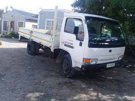 4ton dropside truck for Hire