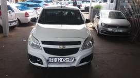 Chevrolet Utility 1.4, 2015, Color: White, Mileage: 86000km,