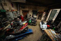 SKUP skutery motocykle quady