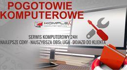 SERWIS IT & POGOTOWIE KOMPUTEROWE 24H/7 - Teren Warszawy Dojazd Gratis