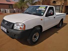 Nissan Np 300. Model 2013. With low mileage