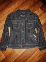 Крутой джинсовой пиджак Next