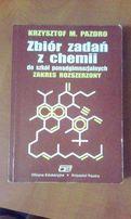 zbiór zadań z chemii , Pazdro ,matura , rozszerzony ,