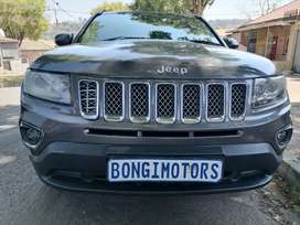 JEEP COMPASS AUTOMATIC TRANSMISSION