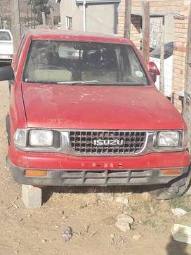 Isuzu KB for stripping