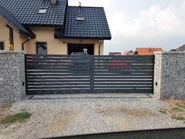 Bramy Ogrodzenia Balustrady metalowe kute i panelowe Kowalstwo