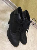 Ботинки деми Caprice кожа р.38
