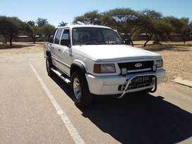 Ford Courier 2.5TD