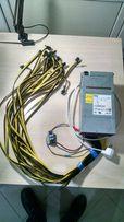 Продам бж dell ahf-2dc-2100W(комплект майнинг)