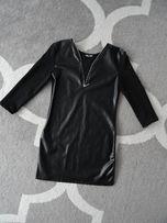 sukienka mała czarna stan bdb rozm XS/S