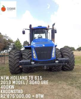 2013 NEW HOLLAND T9 615
