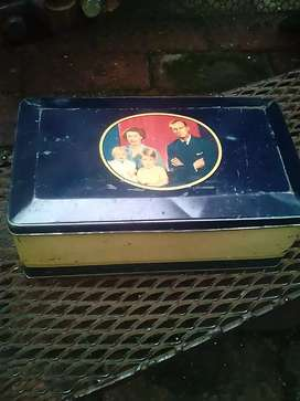 Joco tea tin