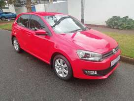 2014 Red  Polo 6