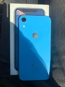 iPhone XR 128GB Pacific Blue