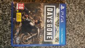 Days gone for ps4 for sale