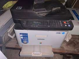 Samsung C460W A4 Colour Multifunction Laser Printer