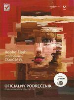 Adobe Flash Professional CS6/CS6 PL Oficjalny Podręcznik + CD