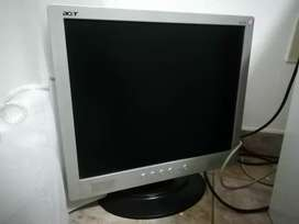 Pc screen acer