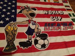Флаг чемпионата мира по футболу в USA 94 год word cup