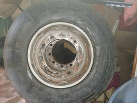 truck tires with rims for sale