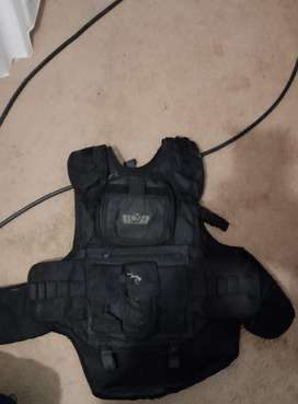 Paintball/airsoft vest