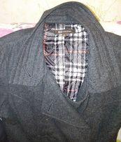 Полушерстяное пальто Monton