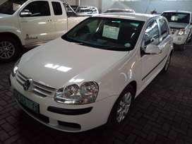 12008 VW Golf 1.9TDI Comfortline-Only R99900 Many extras