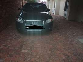 Audi A4 for sale ! Price is negotiable