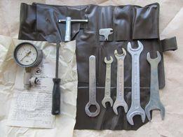 Инструменты для ремонта и регулировки акваланга