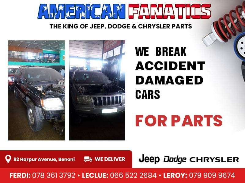 We break ACCIDENT DAMAGED cars for parts, Need a part then call us! 0