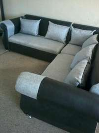 Image of Brand new corner lounge suite right at the factory R3500