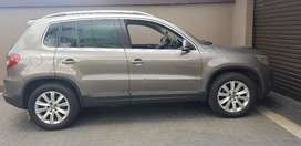 VW tiguan 2.0 Tdi 2009 model