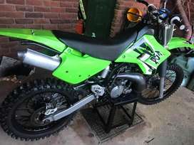 KDX 200 for sale. Great bike and in an excellent condition.
