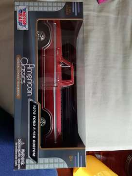 1:24 Ford-Brand new sealed in box(1979-F150)