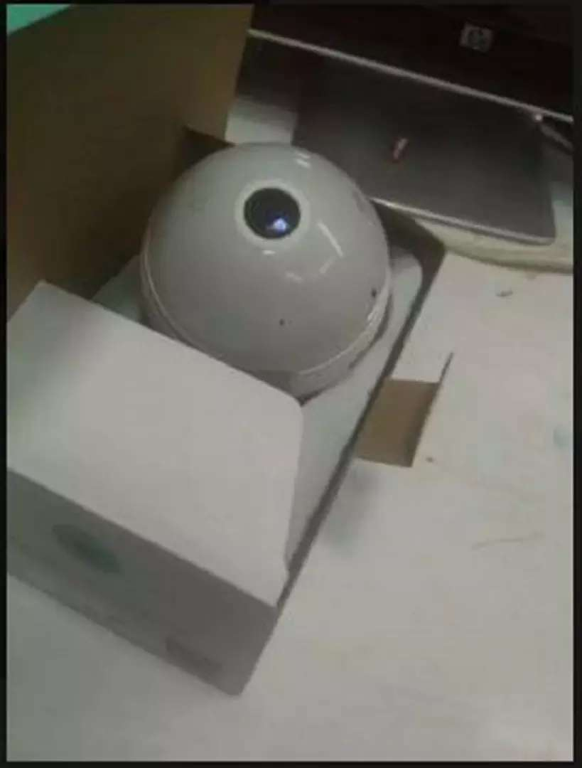 Nanny Camera Wireless Bulb CCTV. 0