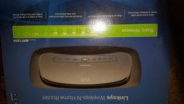 Linksys wireless-n Home router