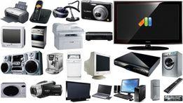 Якісний ремонт телевізорів,моніторів,мікрохвильовок