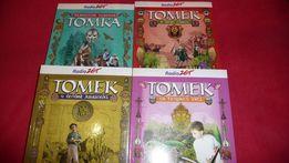 tania książka przygody Tomka , albumy dla dzieci młodzieży