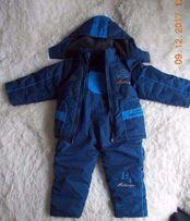 Дитяча курточка із комбінезоном