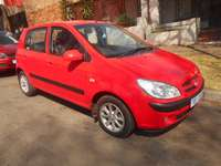 Image of 2006 Automatic Hyundai Getz 1.6 Hatchback with sound system for sale