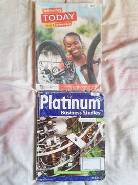Grade 8 and 10 Textbooks