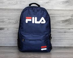 Городской рюкзак мужской женский портфель спортивный Fila / чоловічий