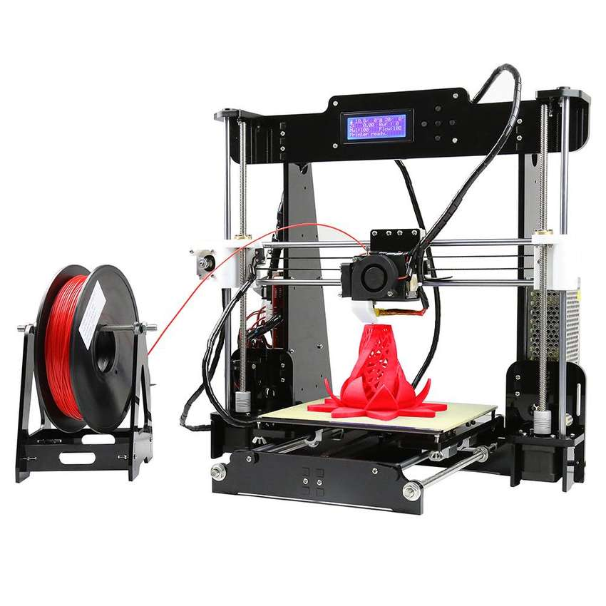 Anet A8 3D Printer - Free Filaments/Free Assembly/Free Delivery 0